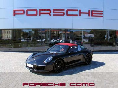 usata Porsche 991 Targa TARGA 4-IVA ESP-FULL-BOSE-CHRONO-SCARICO