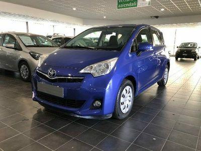 usata Toyota Verso-S 1.3 MT Benzina