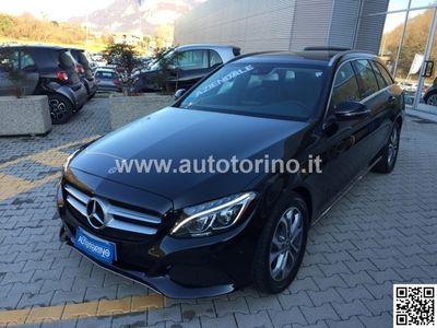 gebraucht Mercedes 200 CLASSE C C SWd (BT) Sport auto