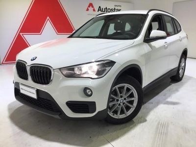 usata BMW X1 sdrive18d Advantage auto my18
