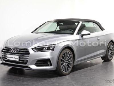 gebraucht Audi A5 Cabriolet 2.0 tdi Sport 190cv s-tronic