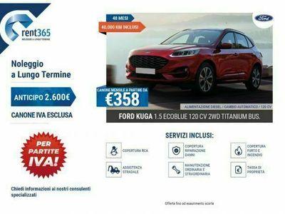 usata Ford Kuga NOLEGGIO 1.5 EcoBlue 120 CV 2WD Titanium