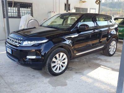 usata Land Rover Range Rover evoque 2.2 SD4 Prestige