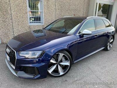 "usata Audi RS4 4 Avant 2.9 TFSI quattro tiptronic""CARBO""GAR.2022"""