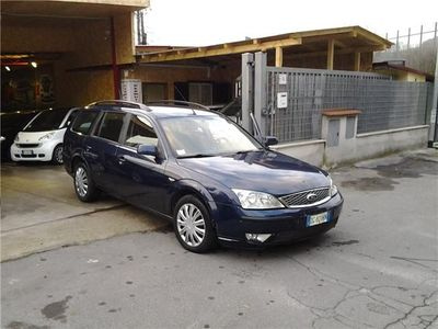 brugt Ford Mondeo SW TDCI ACCETTO PERMUTE