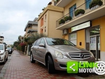 second-hand Mercedes R350 Classe4matic Lunga GPL