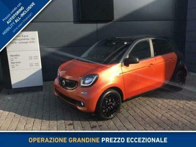 usata Smart ForFour 90 turbo twinamic Passion