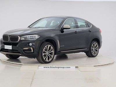 usata BMW X6 xDrive40d Extravagance del 2015 usata a Settimo Torinese