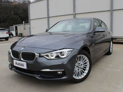 usata BMW 318 Serie 3 F30 Berlina 2015 Dies. d Luxury auto