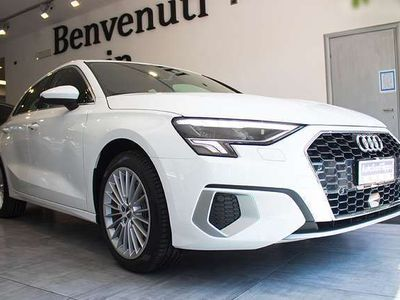 usata Audi A3 SPB 30 TDI Business Advanced KM0