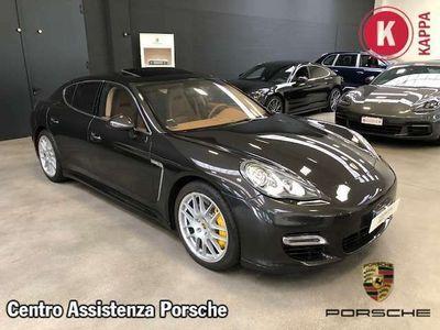 usata Porsche Panamera Turbo 4.8 Powerkit S 540cv - Freni Carboceramici +