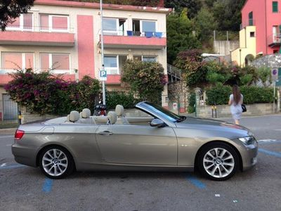 usata BMW 330 Cabriolet 330 d Futura