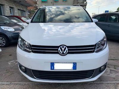 used VW Touran 1.4 TSI Comfortline EcoFuel