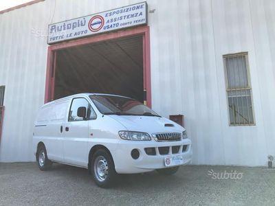 used Hyundai H-1 SV 2.5 TD Clima-Radio-Unipro'