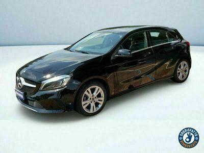 usata Mercedes A180 Classe A A 180d Sport my16