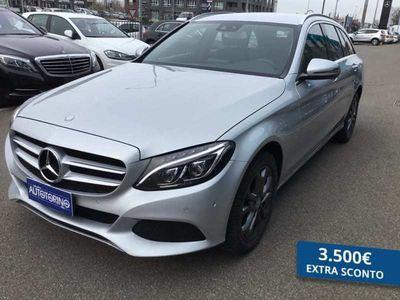 usata Mercedes 220 CLASSE C SW C SWd Sport Plus auto