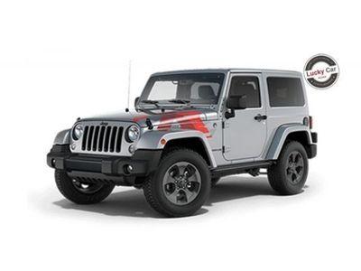 usata Jeep Wrangler 1ª-2ª s. Night Eagle 2.8 CRD Automatic *NAVI*