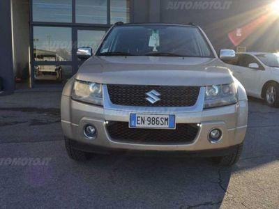 usata Suzuki Grand Vitara 1.9 DDiS 5 porte Executive Plus Offroad del 2013 usata a Lucca