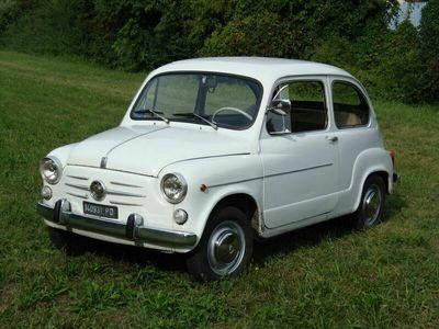 usata Fiat 600D – anno 1965