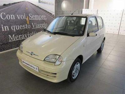 second-hand Fiat Seicento 1.1