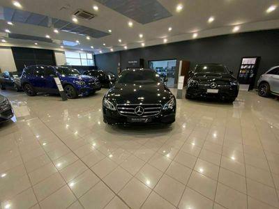 usata Mercedes E220 E220d Auto Business Sport