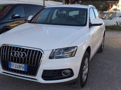 usata Audi Q5 stronic 2.0 tdi 190 cv automatica- 2016