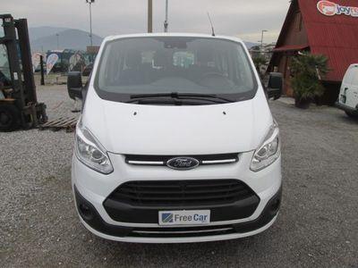 brugt Ford 300 transit custom2.2 tdci 125cv pl combi trend diesel