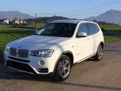 usata BMW X3 xDrive 20d xLine