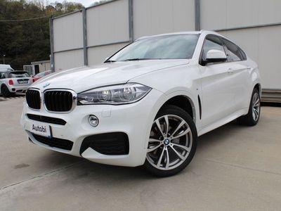 used BMW X6 X6xDrive30d M Sport