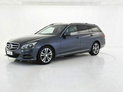 usata Mercedes E300 CDI BLUETECH 9G AVANTGARDE SW