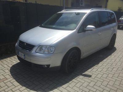 used VW Touran 1.6 16V FSI