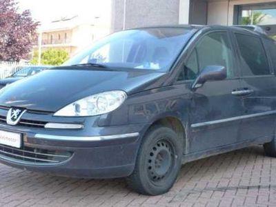 used Peugeot 807 2.2 HDi 170CV FAP SV