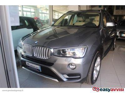 usado BMW X3 xDrive20d xLine NAVI SENSORI