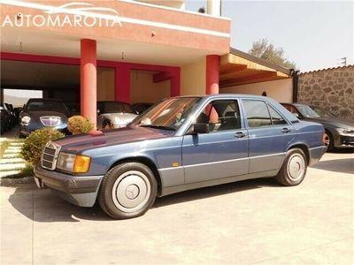 usata Mercedes 190 2.0 E cat VEICOLO PARI AL NUOVO UNICO PROPRIETARIO