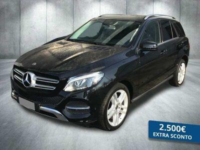 usata Mercedes GLE250 CLASSE GLEd Sport 4matic auto