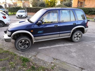 usado Kia Sportage 1ª serie - 2000