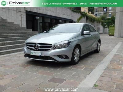 usata Mercedes A180 Classe A - W176cdi (BE) Executive auto
