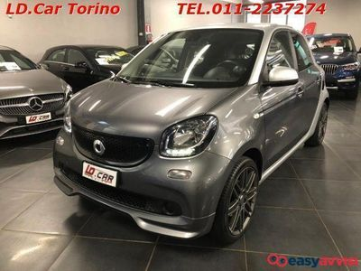 gebraucht Smart ForFour 0.9 90 CV Turbo twinamic Passion PACK BRABUS