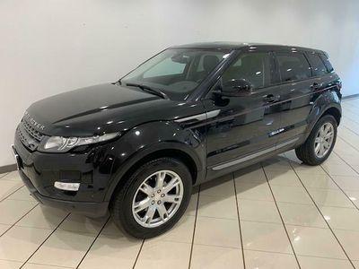 usata Land Rover Range Rover evoque 2.2 Sd4 190cv Pure Tech