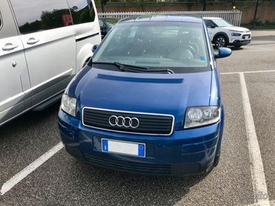 brugt Audi A2 - 11-2005 euro 4 1400 tdi 75 cv
