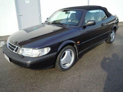 usata Saab 900 Cabriolet 2.0i turbo 16V cat SE