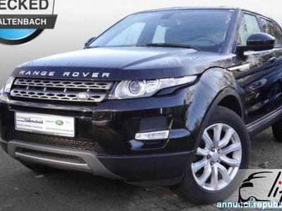 brugt Land Rover Range Rover 2.2 TD4 5p. aut. navi/pelle/led/info 0622445431 Roma