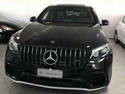 usata Mercedes GLC63 AMG ClasseV8 BITURBO + 4 MATIC