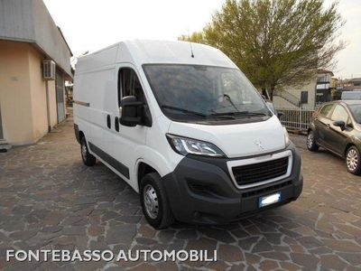 usado Peugeot Boxer 333 2.2 HDi/130CV FAP PM-TM Furgone