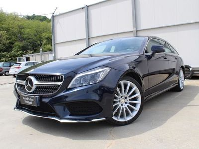 used Mercedes CLS250 CLSd SW 4Matic Premium