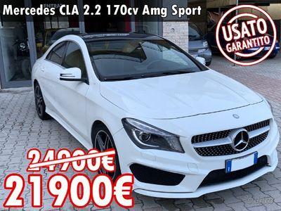 gebraucht Mercedes 170 CLA 2.2 CDIAmg Sport