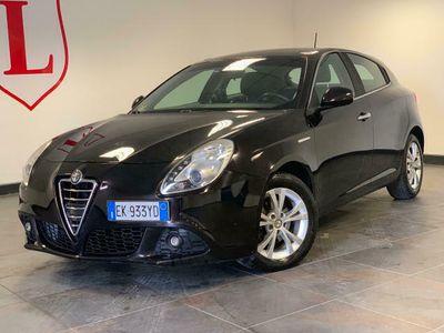 usata Alfa Romeo Giulietta 1.6 JTDm-2 105CV EXCLUSIVE finanziamento PERMUTE