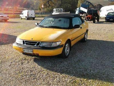 usata Saab 900 2.0i 16V cat Cabriolet S Versione Sp