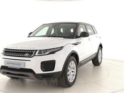 usata Land Rover Range Rover evoque 2.0 TD4 150 CV 5p. Pure del 2018 usata a Reggio nell'Emilia