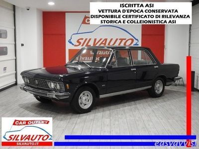 usata Fiat 130 b berlina 3200 - iscritta asi + crs benzina